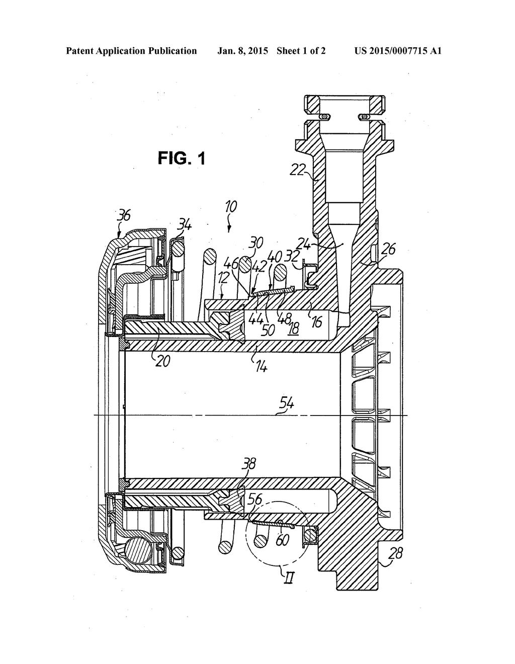 Slave Cylinder Diagram