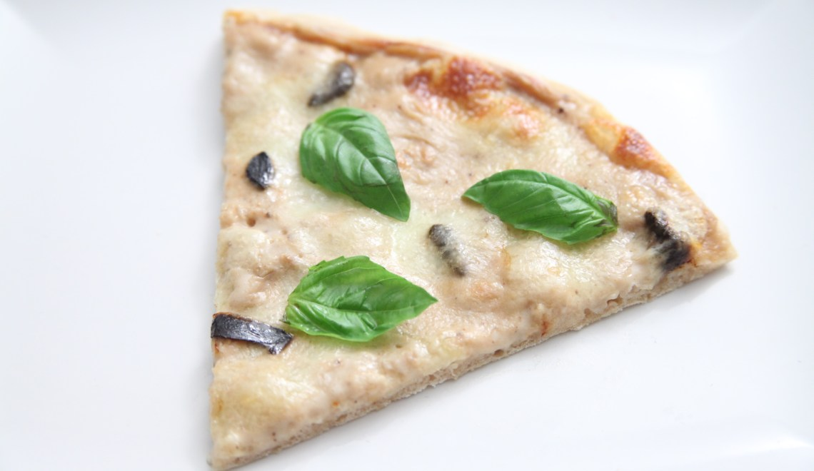 Black Garlic White Pizza Recipe