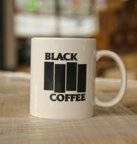 Black Flag Black Coffee