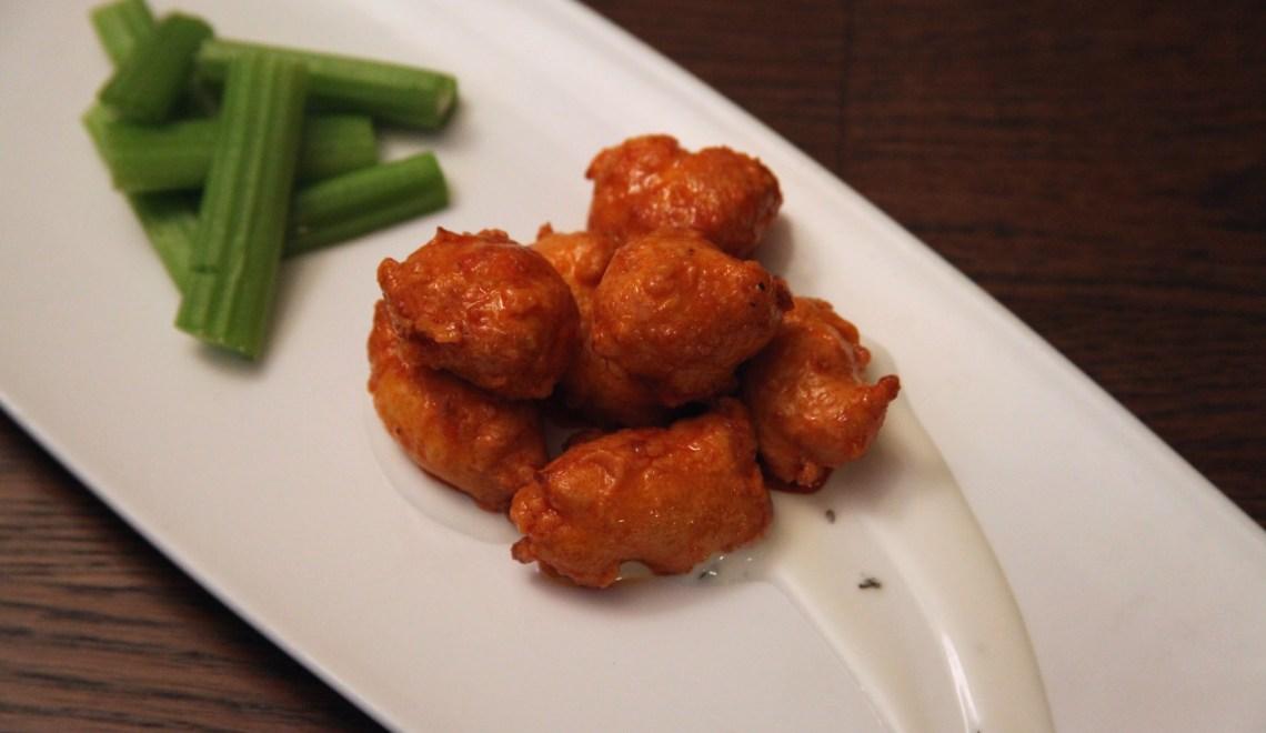 Buffalo Fried Cheese Curds Recipe