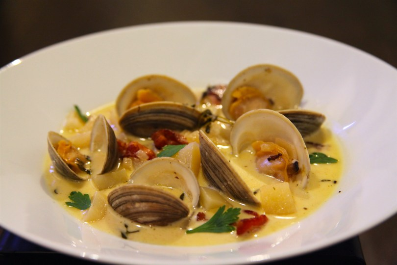 Miso Clam Chowder Recipe