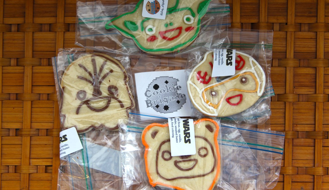 Cookies for Cause: A Chat with the Cookie Brigade at Penny Arcade Expo