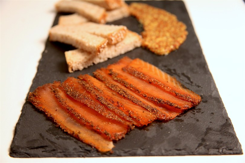Pastrami Lox Recipe