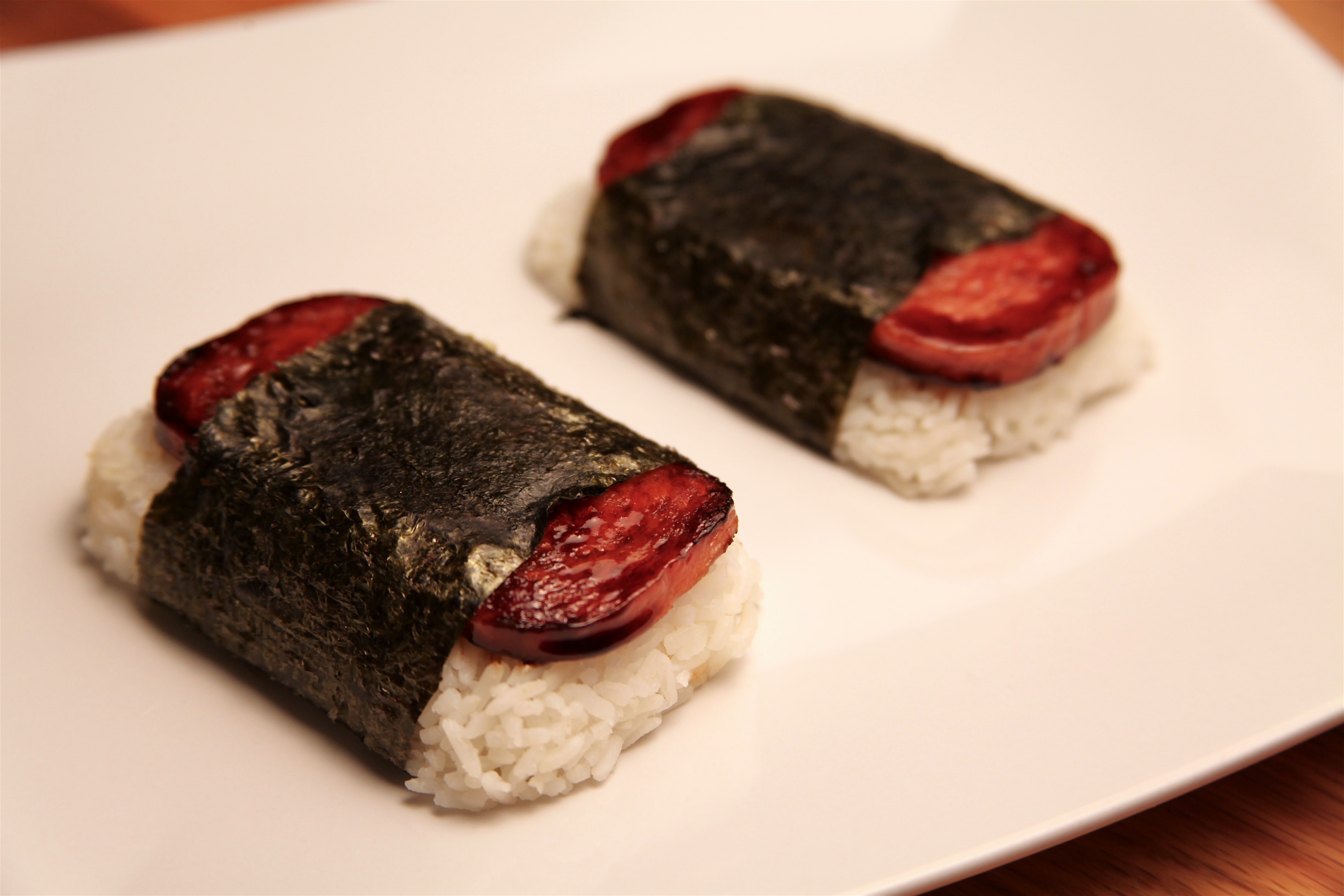 How To Make Spam Musubi Pate Smith