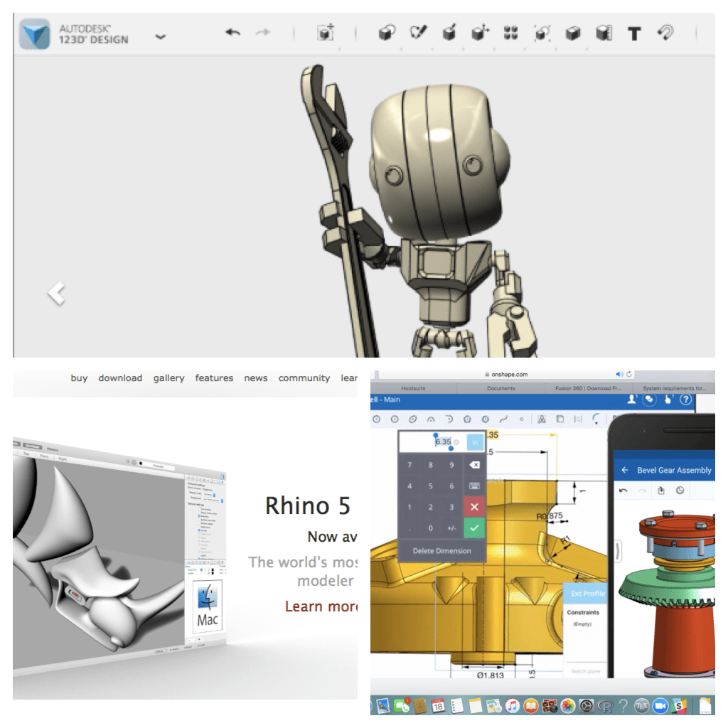 Choosing Your CAD Software : : Path-2-3d