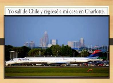 leaving chile
