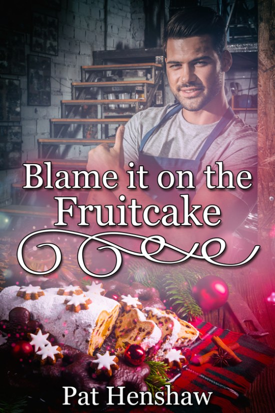 Book Cover: Blame It on the Fruitcake