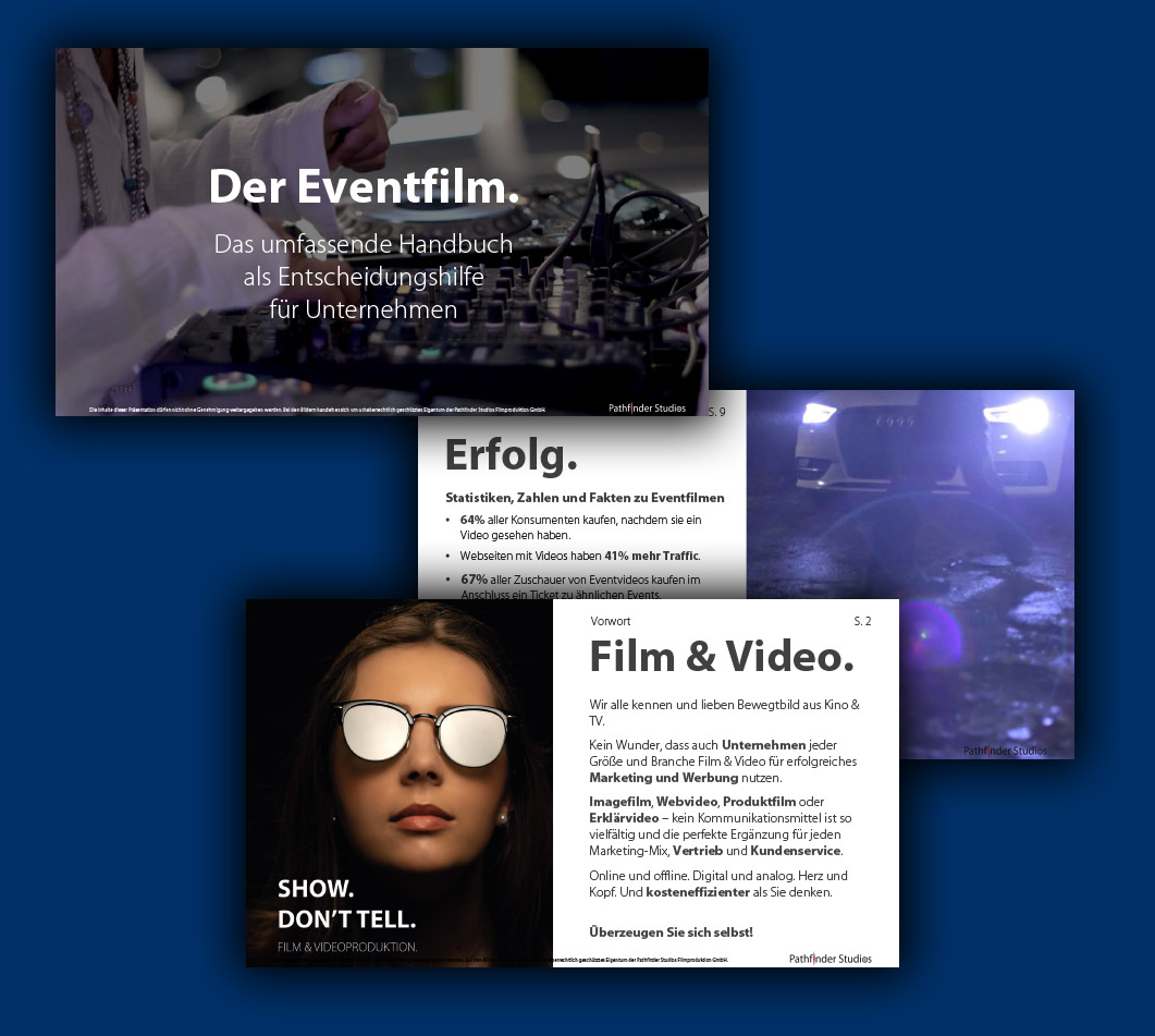 Eventfilm Handbuch Download