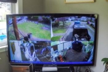 Pathmaker Speed Shop Lorex Security Camera Install (4 of 8)