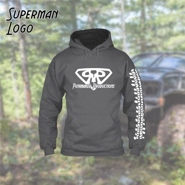 PMP Superman Hoodie