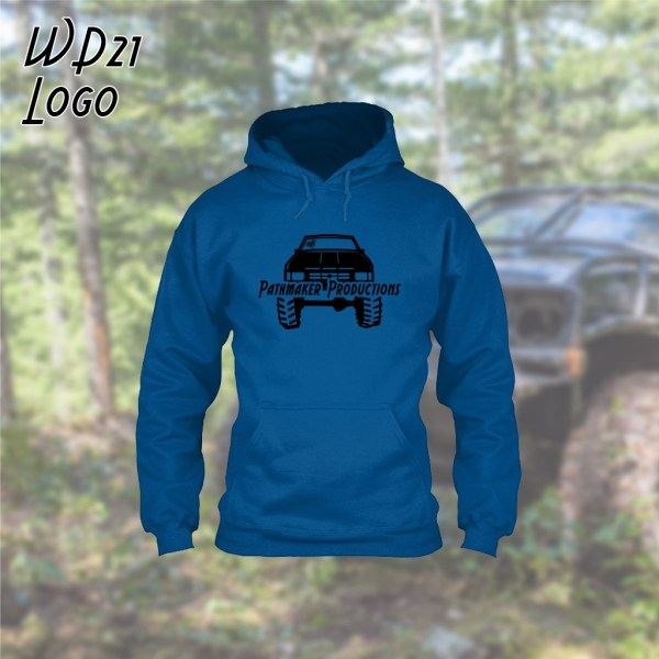 WD21 Logo Hoodie