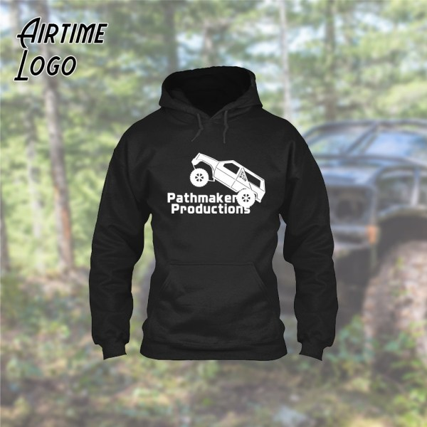 Pathmaker Airtime Logo Hoodie