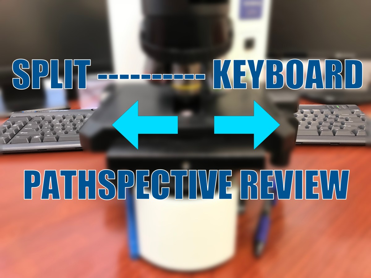Freestyle2 Keyboard For Microscopes: Pathspective Review