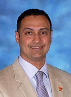 Dr. Ramesh Singh headshot