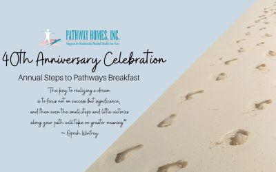 Pathway Homes Celebrates 40 years!