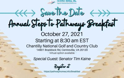 REGISTRATION OPEN for Pathway's 41st annual Steps to Pathways Breakfast!