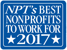NPT's Best Non Profits to Work for logo