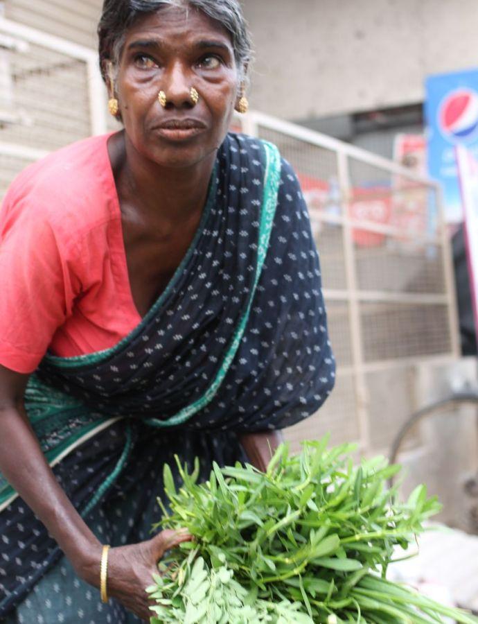 A Beginner's Guide to Tamil Greens: Ponnangani Keerai