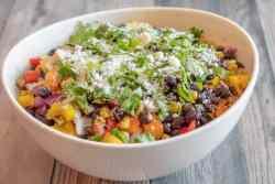 quick southwest salad
