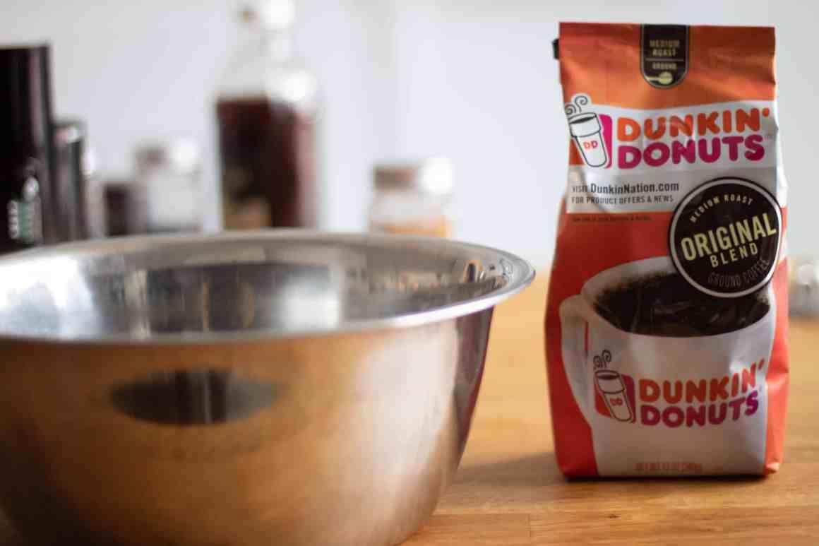 make your own pumpkin spice coffee blend