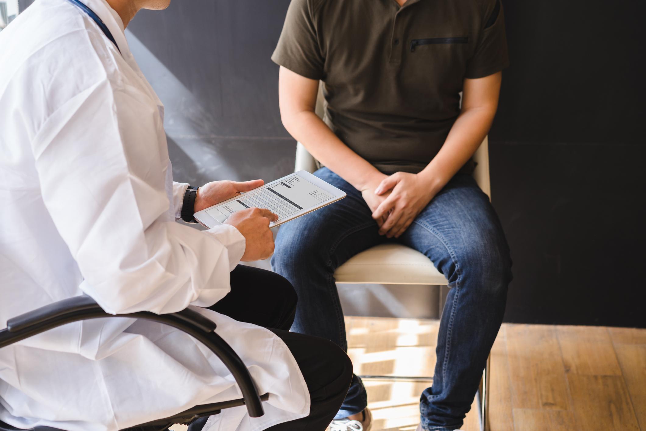 Prostatitis termoterápia