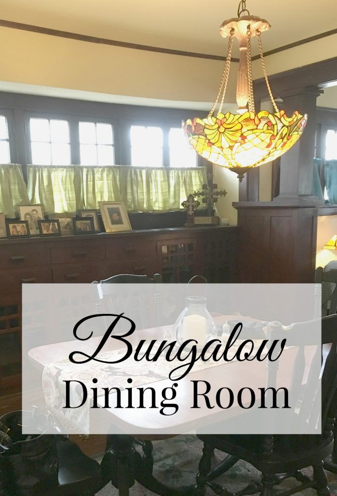 Bungalow Dining Room Patina And Paint