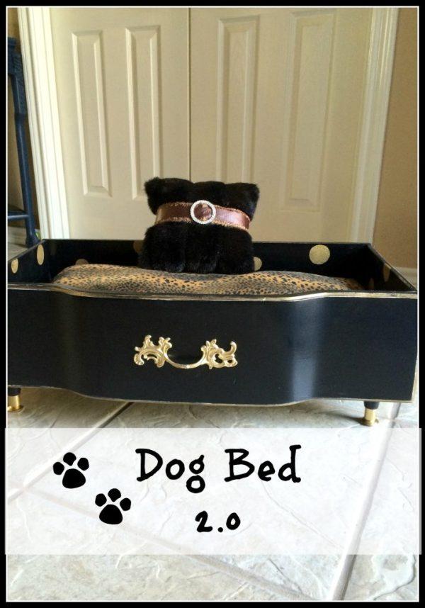 Dog bed2.0 banner