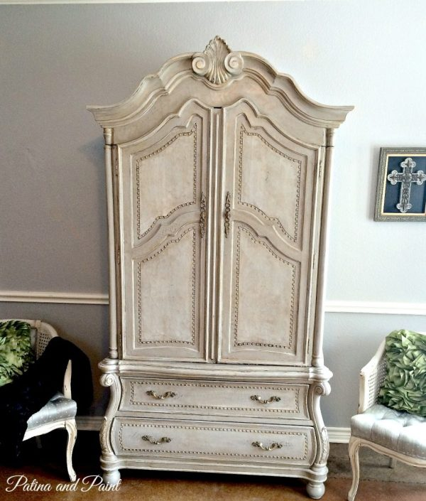 French Armoire 3