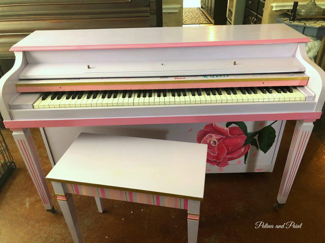 Grandma shirley's piano