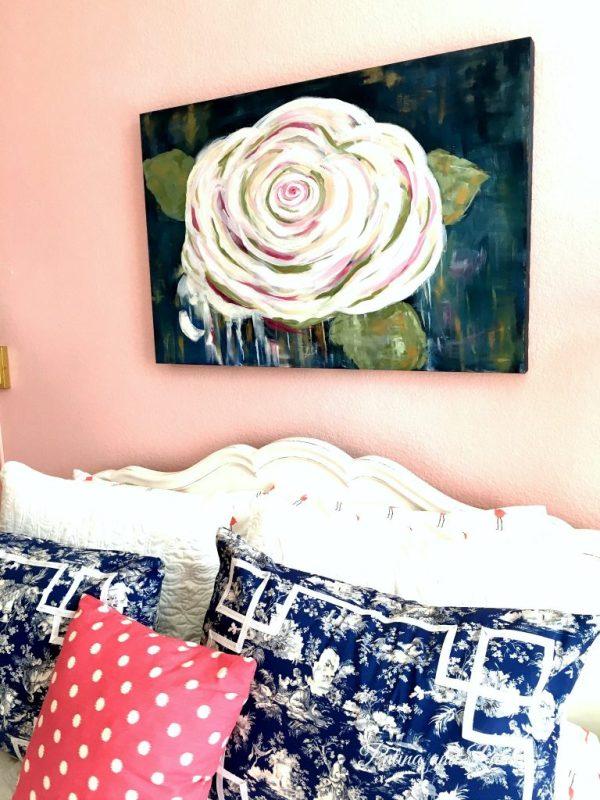 Guest room art 1