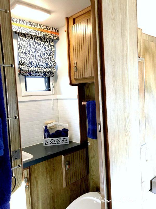 Ryan's RV bedroom and bathroom .3