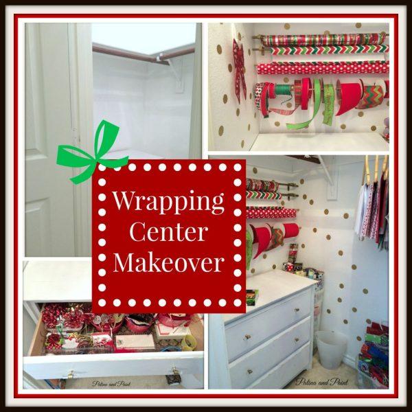 Wrap center collage