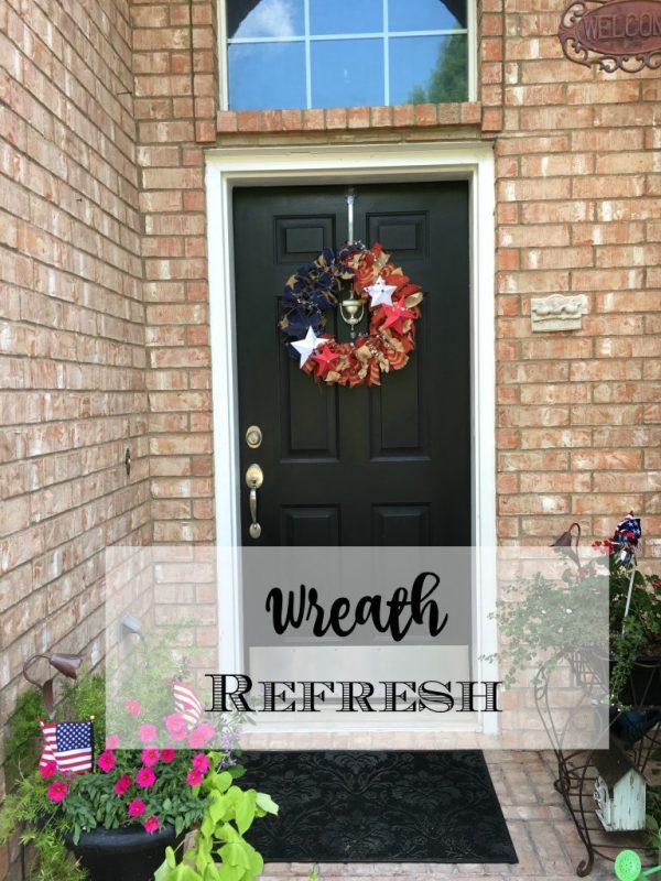 Wreath refresh 7