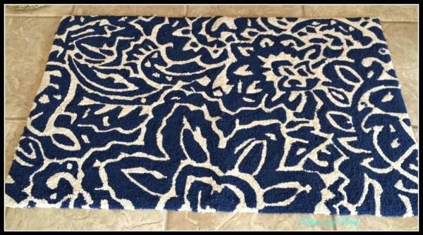 entry hall rug