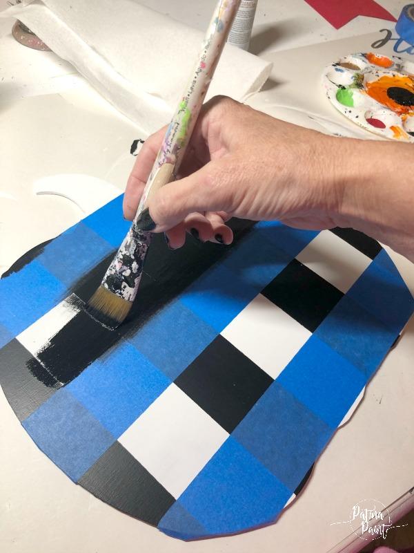 painting checks