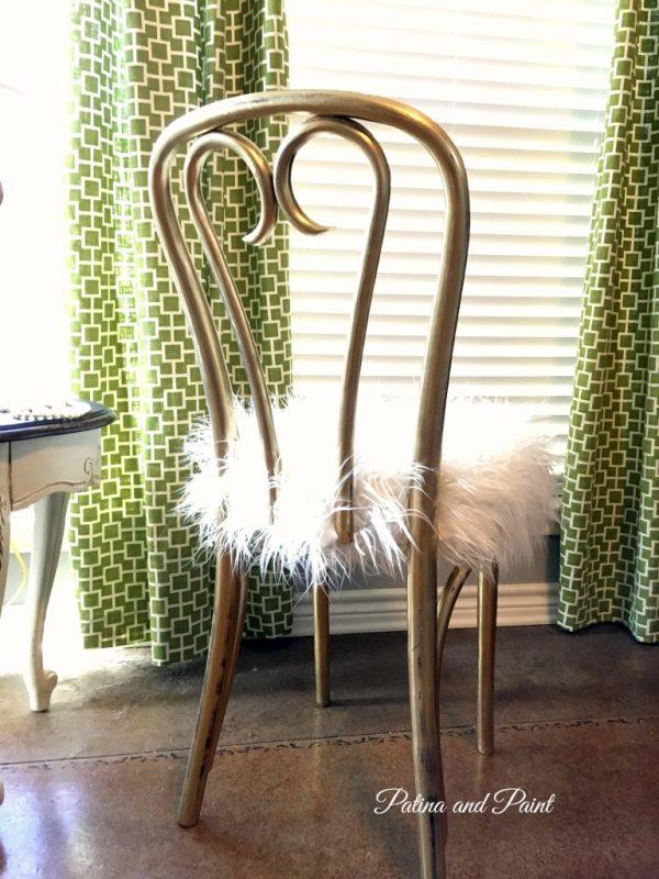 vanity chair 3