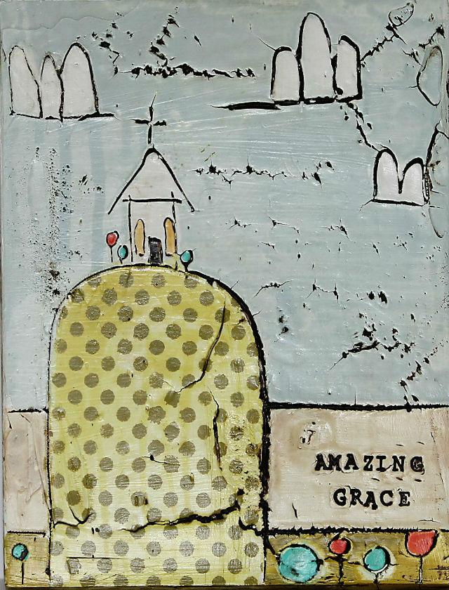 Blog Amazing Grace