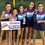 Un Oro y Pases de Nivel en Villarrobledo