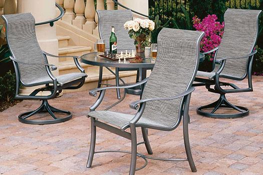 aluminum patio furniture raleigh nc
