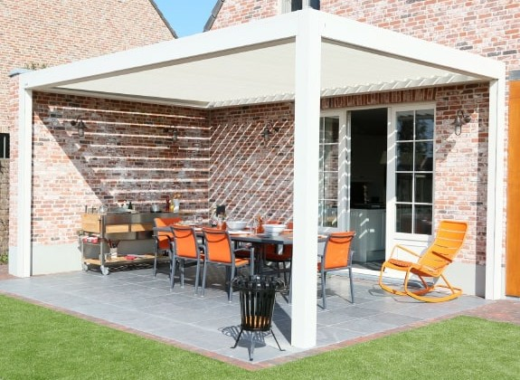 pergola attached to house browse lean