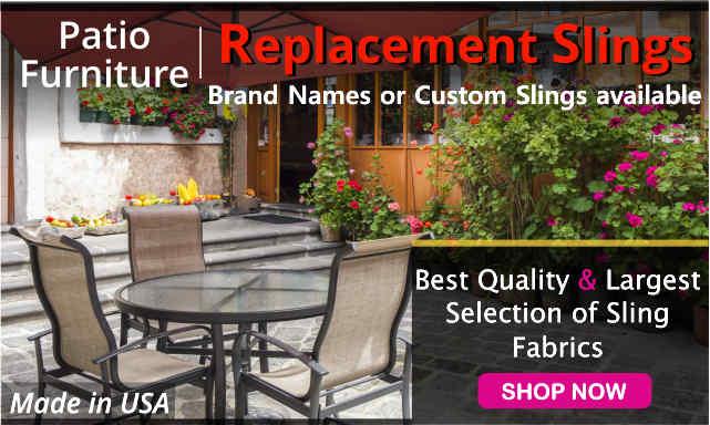 patio chair repair parts