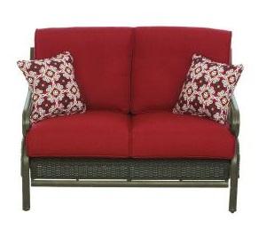 Living Cedar Island Cushions - Patio Furniture Cushions on Martha Stewart Wicker id=14595