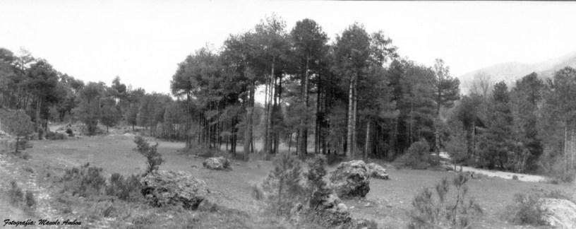 16 Rio Mundo lugar acampada 1966
