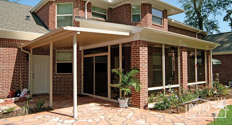Porch Enclosure Designs & Pictures | Patio Enclosures on Backyard Patio Enclosure Ideas  id=40301