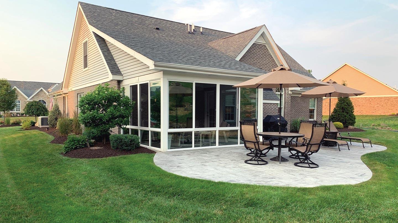 Enclosed Porches, Patios & Decks | Patio Enclosures on Patio Enclosures  id=98128