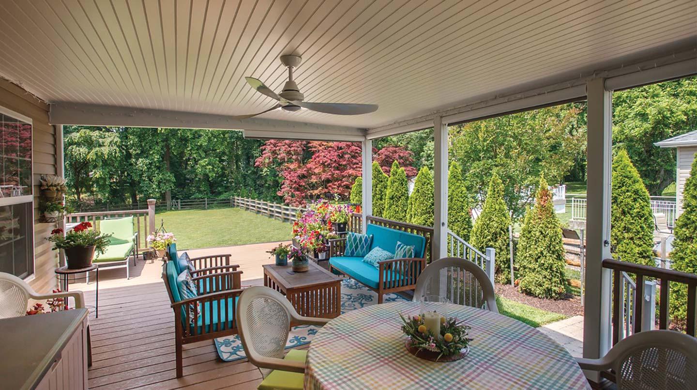 Retractable Awnings, Porch & Patio Covers | Patio Enclosures on Outdoor Patio Enclosures  id=22162