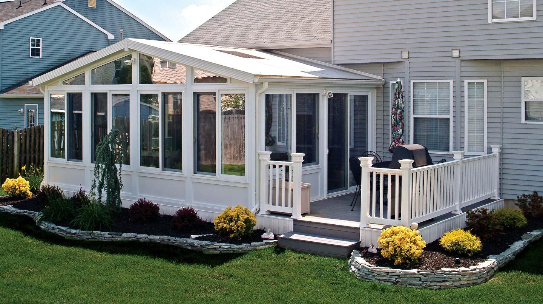 Sunrooms, Sun Rooms, Three Season Rooms, Patio & Screen ... on Patio Enclosures  id=54046