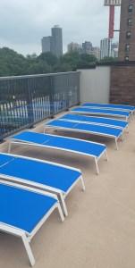 Pool Furniture Fabric Slings