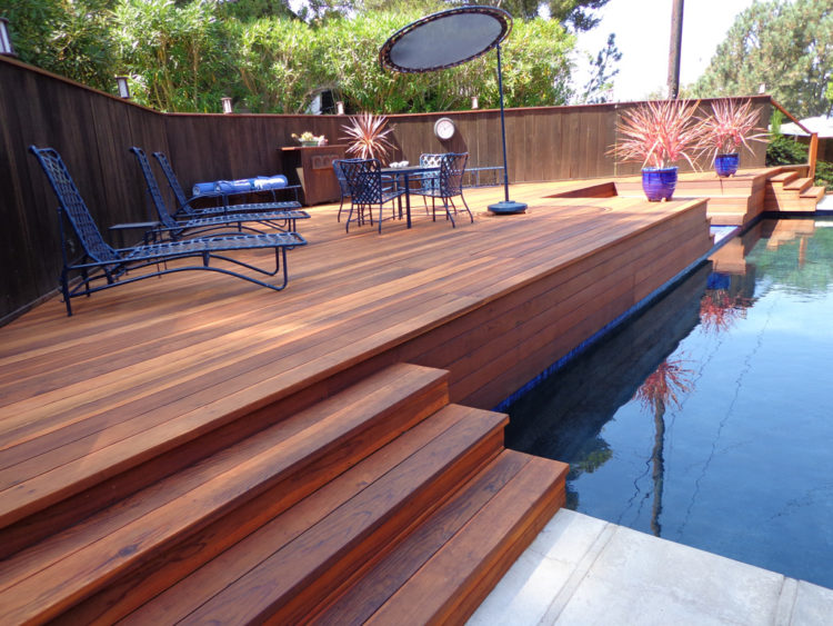 what is the best wood for outdoor decks