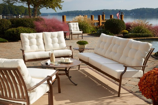 outdoor patio furniture sofa How to Choose the Best Material for Outdoor Furniture